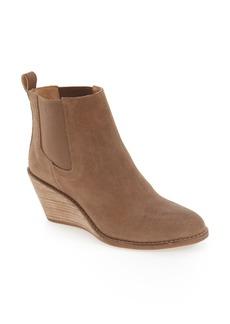 Lucky Brand 'Pallet' Wedge Chelsea Boot (Women)
