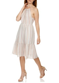 Lucky Brand Pastel Striped Dress