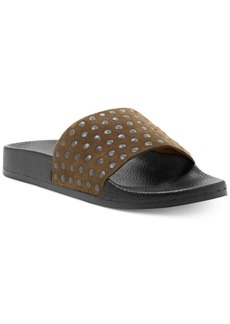 Lucky Brand Piyaa Pool Slide Sandals Women's Shoes