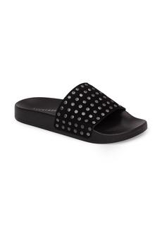 Lucky Brand Piyaa Studded Slide Sandal (Women)