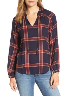 Lucky Brand Plaid Shirt