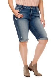 Lucky Brand Plus Ginger Denim Shorts