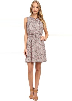 Lucky Brand Printed Paisley Dress