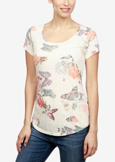 Lucky Brand Printed T-Shirt