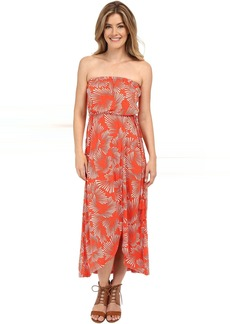 Lucky Brand Radial Floral Dress