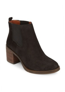 Lucky Brand Ralley Leather Booties