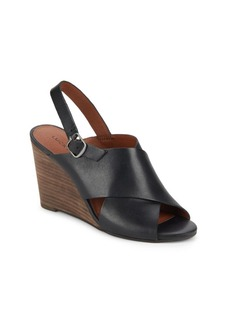 Lucky Brand Reddah Wedge Sandals