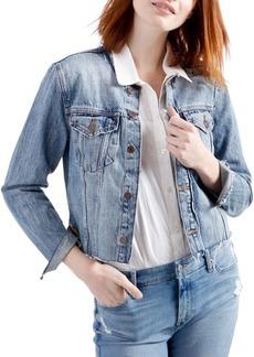 Lucky Brand Remad Denim Jacket