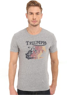 Lucky Brand Retro Triumph Graphic