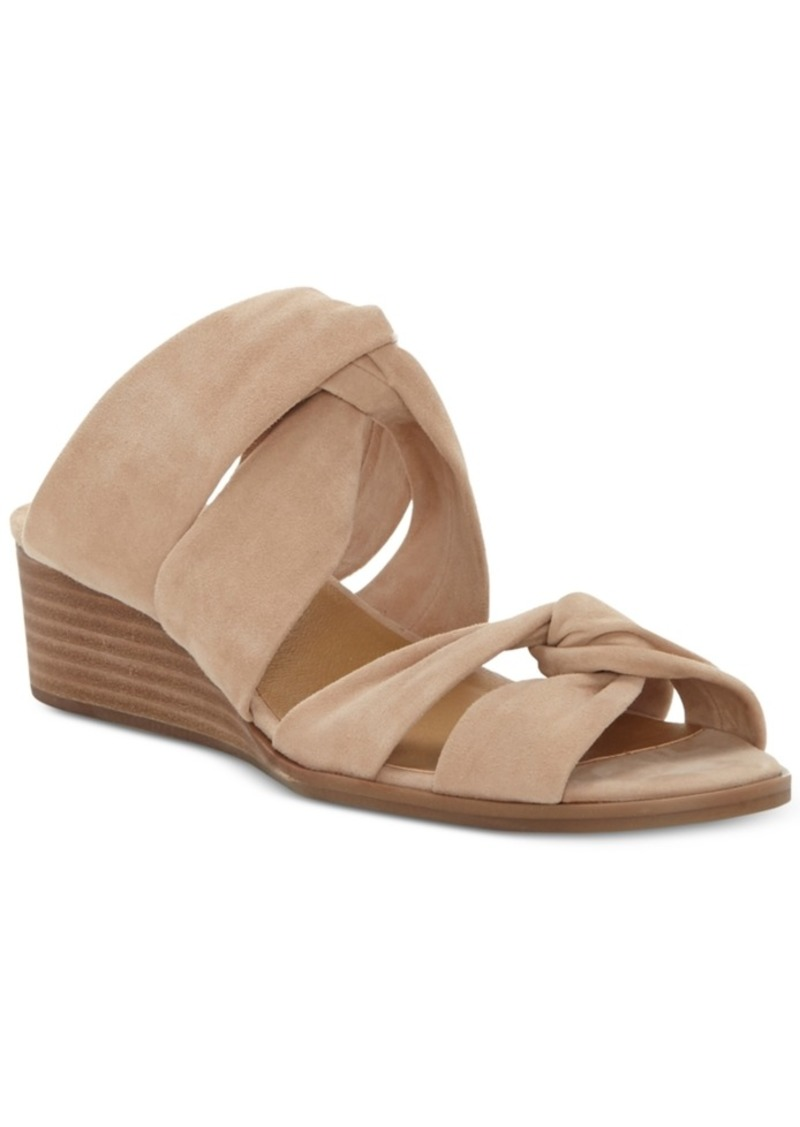 bbf8296cd92 Lucky Brand Lucky Brand Rhilley Wedge Sandals Women s Shoes