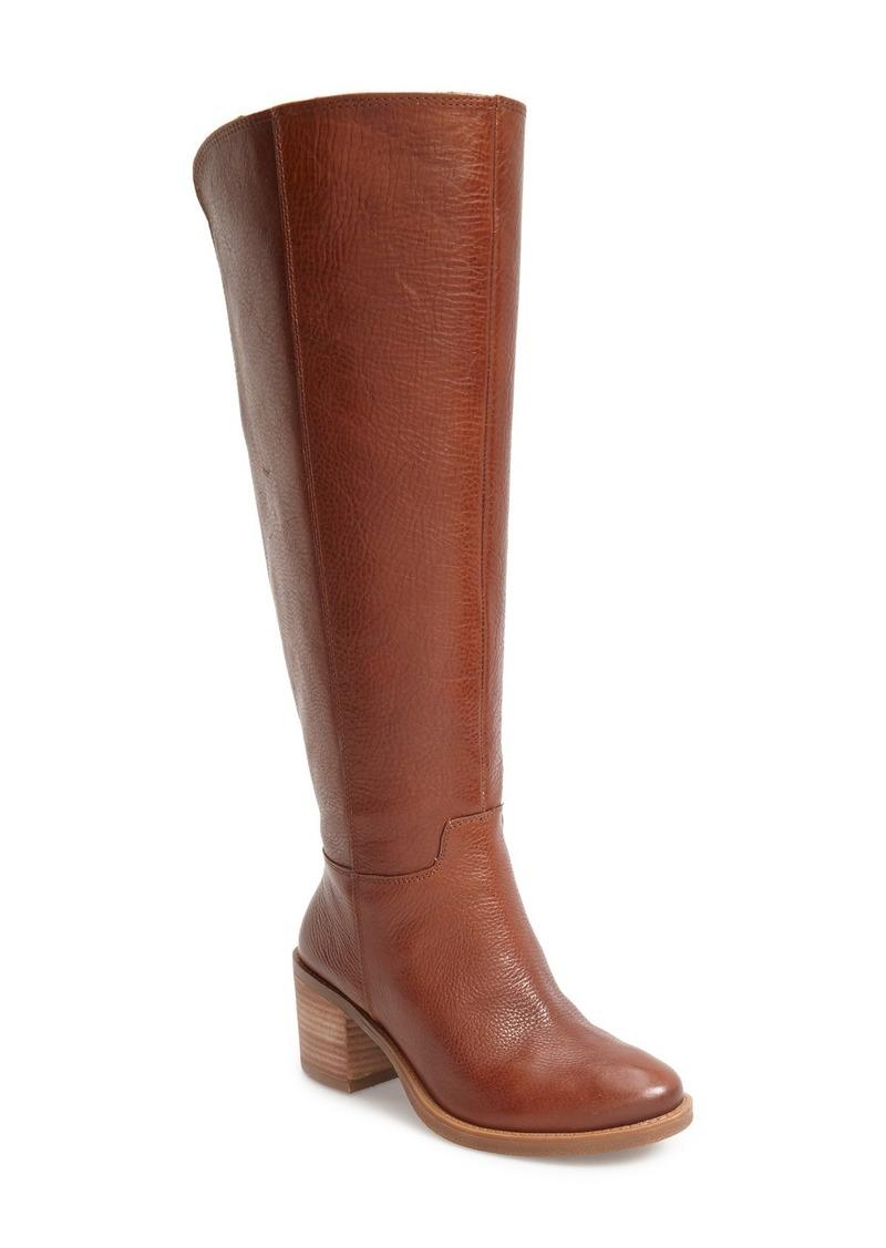 Lucky Brand Ritten Tall Boot (Women) (Wide Calf)
