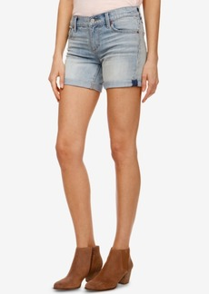Lucky Brand Rolled-Cuff Denim Shorts