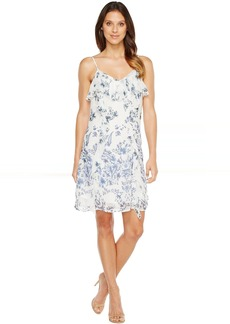 Lucky Brand Ruffle Bare Strap Dress