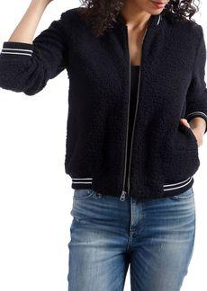 Lucky Brand Sherpa Bomber Jacket