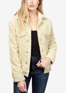 Lucky Brand Sherpa Trucker Jacket