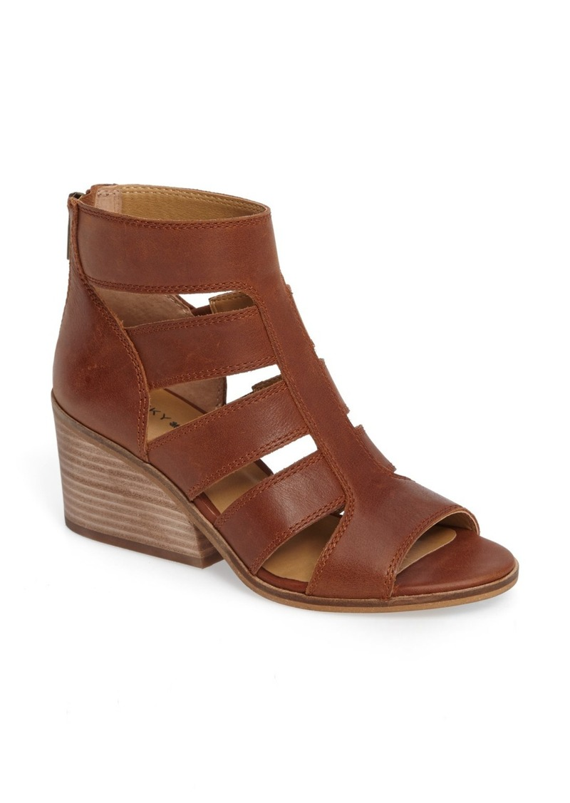 bd2e56a43 Lucky Brand Lucky Brand Sortia Gladiator Sandal (Women)