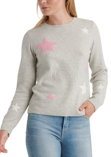Lucky Brand Star-Print Sweater
