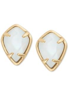 Lucky Brand Stone Stud Earrings