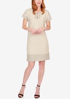Lucky Brand Striped T-Shirt Dress