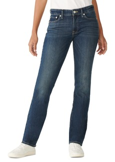 Lucky Brand Sweet N Straight Straight Leg Jeans (Lotte)