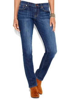 Lucky Brand Sweet 'N Straight Tanzanite Wash Straigh-Leg Jeans,
