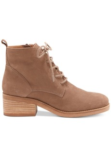 Lucky Brand Tamela Lace-Up Booties Women's Shoes