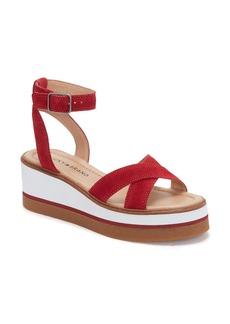 Lucky Brand Tarhi Wedge Sandal (Women)
