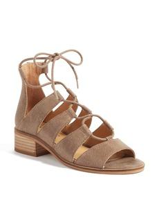 Lucky Brand Tazu Lace-Up Sandal (Women)