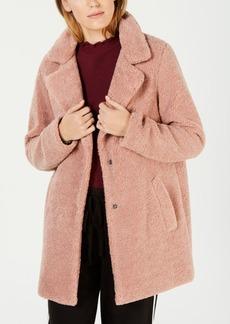 Lucky Brand Teddy Sherpa Coat