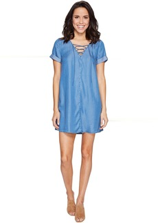 Lucky Brand Tencel Swing Dress
