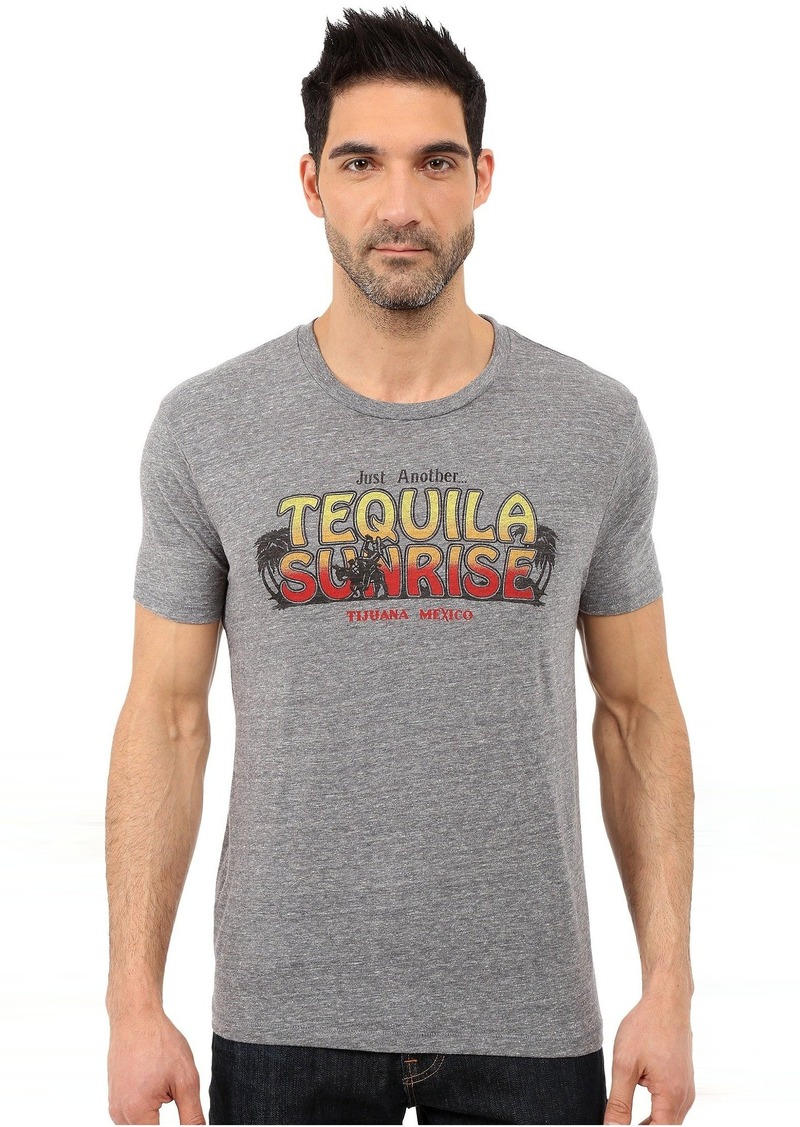 Lucky Brand Tequila Sunrise Graphic Tee