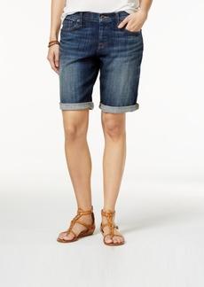 Lucky Brand The Bermuda Ramsey Wash Denim Shorts