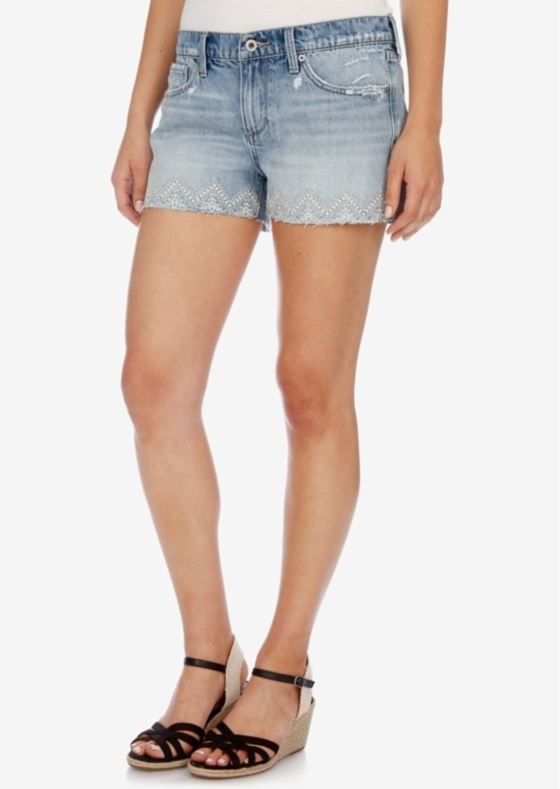 Lucky Brand The Cutoff Denim Shorts