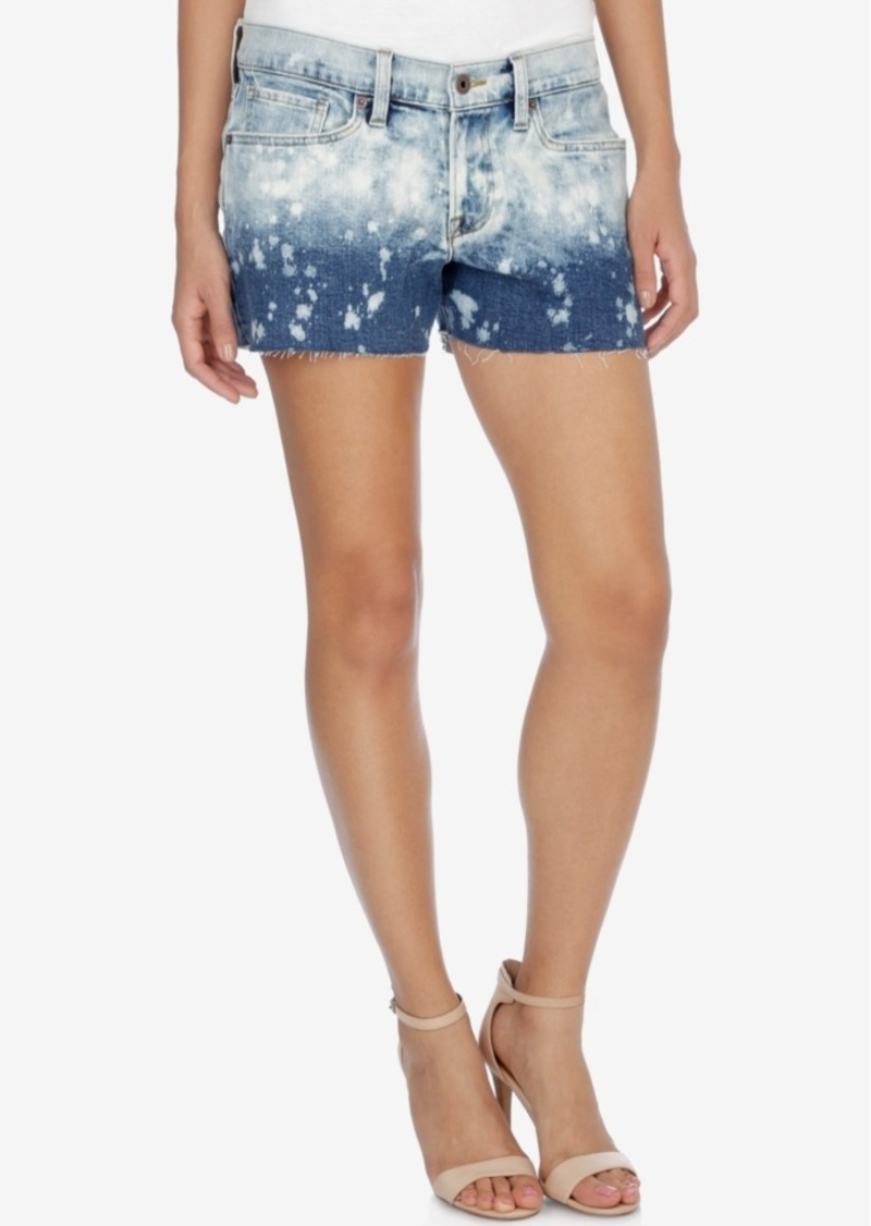 Lucky Brand The Cutoff Santa Barbara Wash Denim Shorts