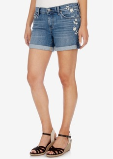 Lucky Brand The Rollup Denim Shorts