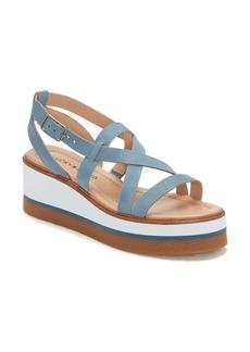 Lucky Brand Ticey Platform Wedge Sandal (Women)