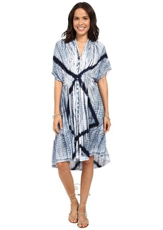 Lucky Brand Tie-Dye Audrey Dress