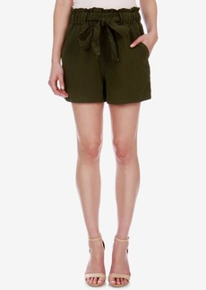 Lucky Brand Tie-Front Shorts