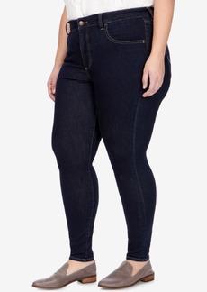 Lucky Brand Trendy Plus Size Emma Ultra-Skinny Jeans