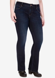 Lucky Brand Trendy Plus Size Ginger Bootcut Jeans