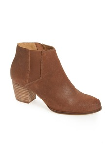 Lucky Brand 'Tulayne' Chelsea Zip Boot (Women)