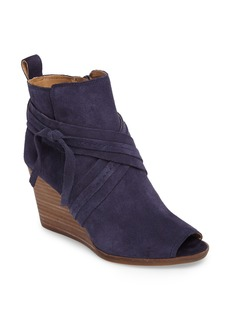Lucky Brand Udom Wedge Bootie (Women)