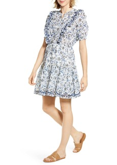 Lucky Brand Victoria Fit & Flare Dress