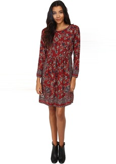 Lucky Brand Vintage Floral Dress