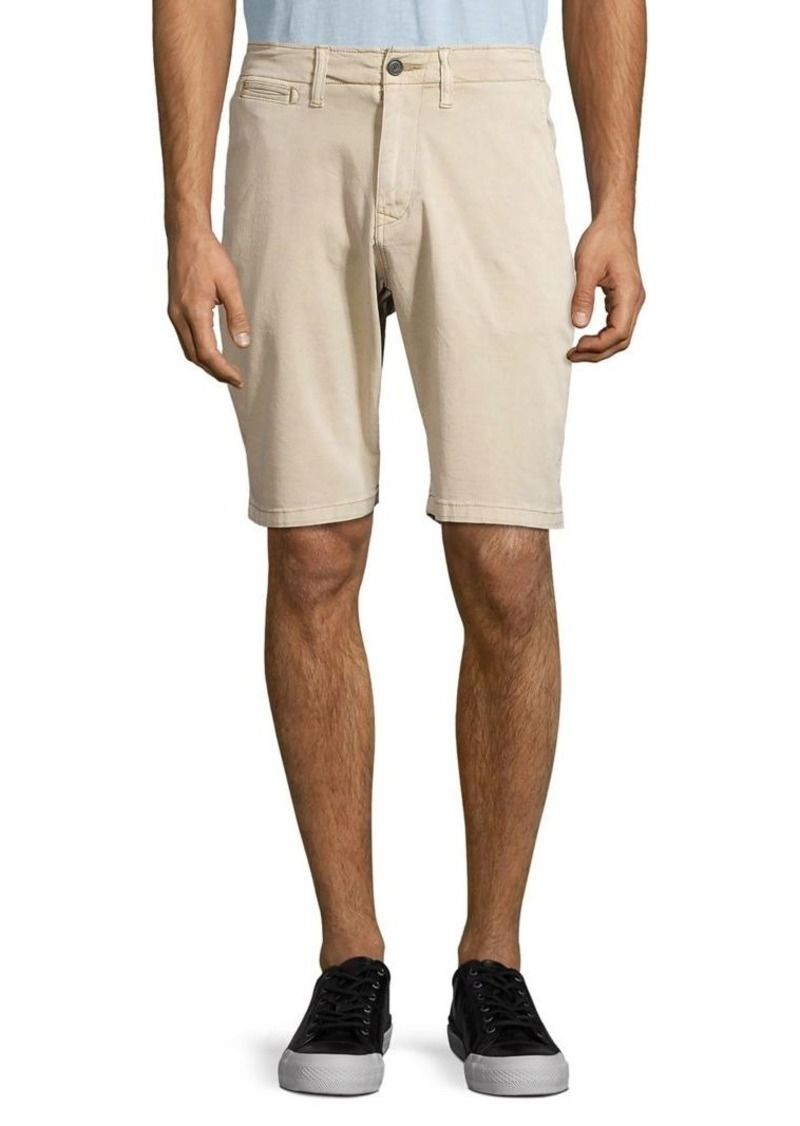 Lucky Brand Washed 5-Pocket Shorts