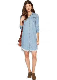 Lucky Brand Western Shirtdress