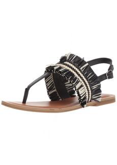 Lucky Brand Women's Akerlei Flat Sandal