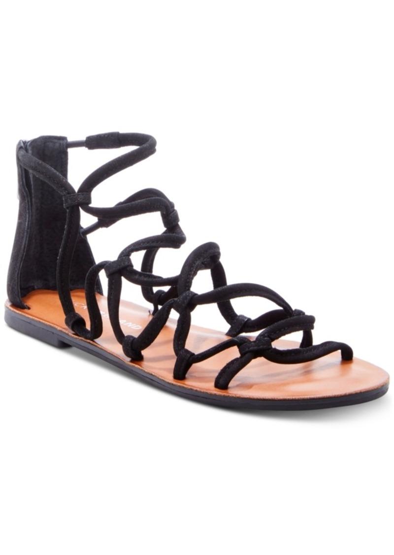 Lucky Brand Women's Anisha Flat Sandals Women's Shoes