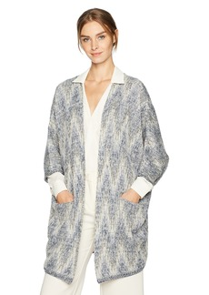 Lucky Brand Women's Ashley Cocoon Sweater  L/XL