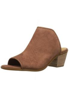 Lucky Brand Women's Baldomero Heeled Sandal  7 Medium US